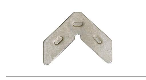 不锈钢成型组角片