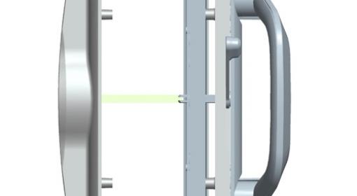 豪华门锁SHB-1