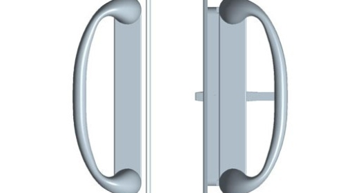 豪华门锁SHD-2